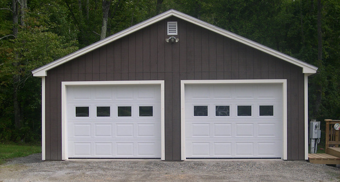 The Average Cost Of Building A Garage, How Much Does A Two Car Garage Cost To Build