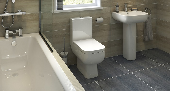 How Much Does A New Bathroom Cost In, Average Cost Of Installing A New Bathroom