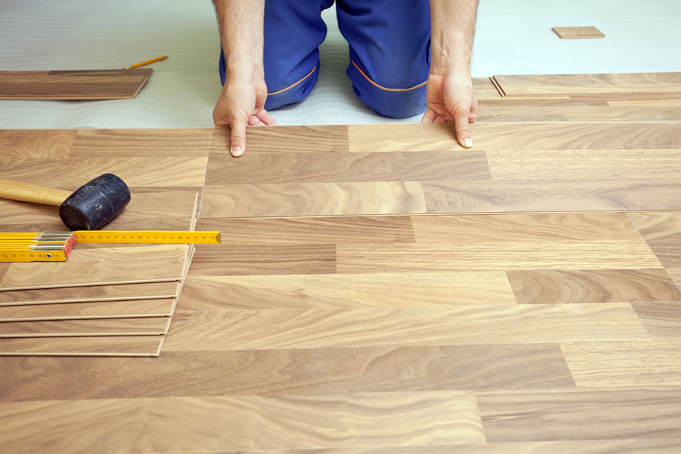 Flooring Installation Costs In 2021, How Much Does Laminate Flooring Cost To Fit Uk