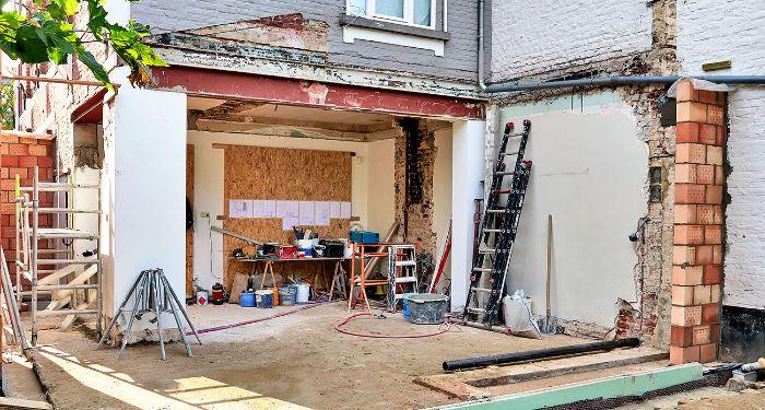 removing a garage