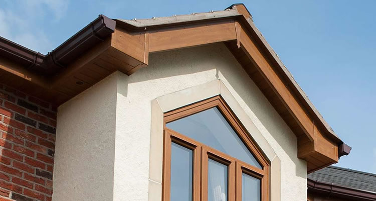 timber fascias and soffits