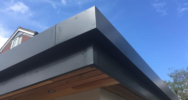 aluminium soffits & fascias