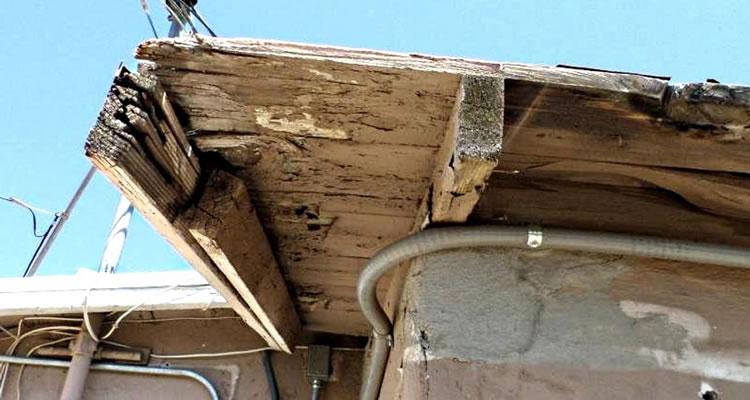 repairing the roofline