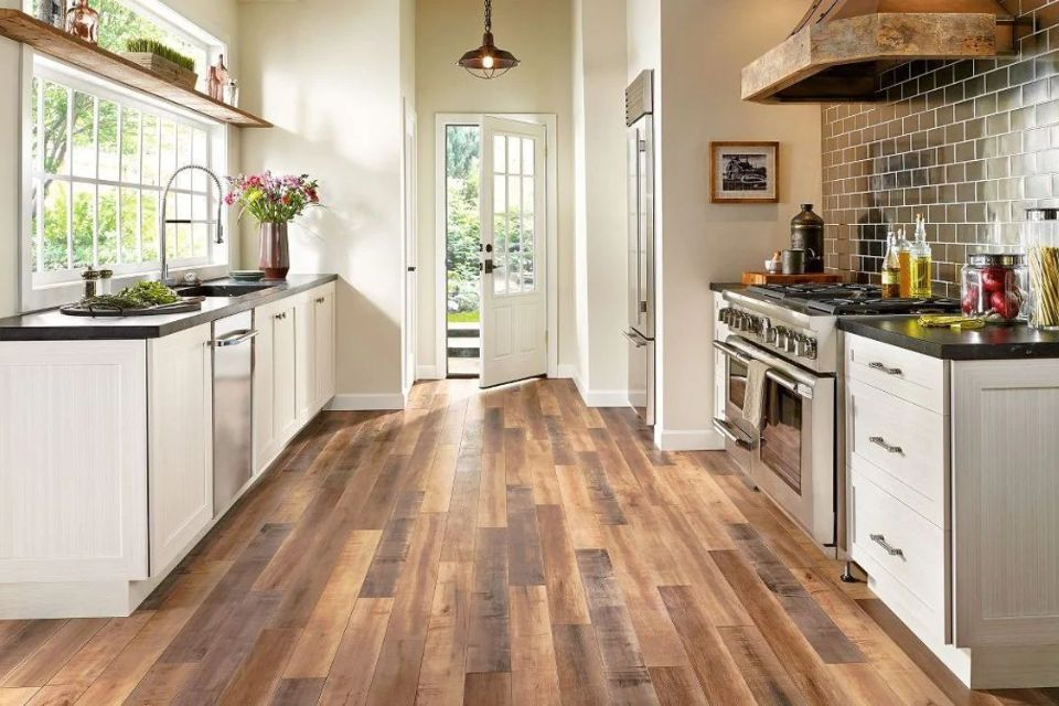 Best Flooring For Kitchens, What Is The Best Flooring For Bathrooms And Kitchens